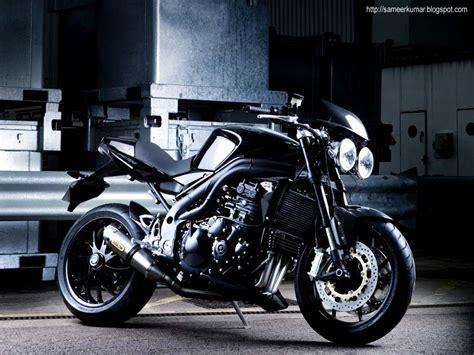 2012 Triumph Speed Triple Best Engine Performance