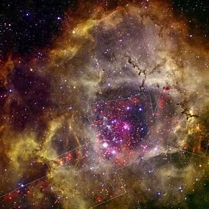 Cosmos Eye Nebula