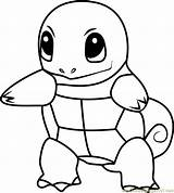 Squirtle Coloring Pokemon Pages Go Squirt Getcolorings Printable Print Getdrawings Coloringpages101 sketch template