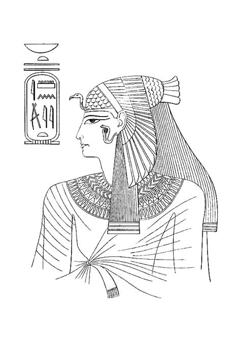 ancient egypt coloring pages    print