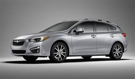2017 subaru impreza hatchback 2017 subaru impreza unveiled debuts all new global
