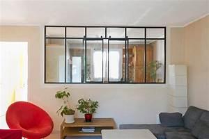 Verriere Interieure Coulissante : fen tre en acier de style atelier d 39 artiste battante ou ~ Premium-room.com Idées de Décoration