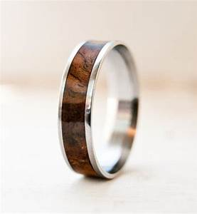 mens wedding band wood ring staghead designs With mens wood wedding ring