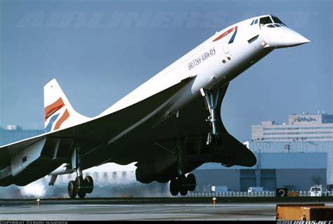 aerospatiale british aerospace concorde  aircraft