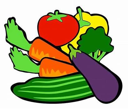 Clipart Vegetables Veggies Veggie Mixed Clip Veg