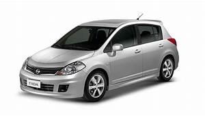Manuais Nissan Tiida Hatch