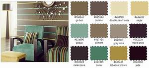 Neutral Living Room - SampleBoard