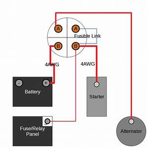 Electrical Question  Push To Start For Race Car