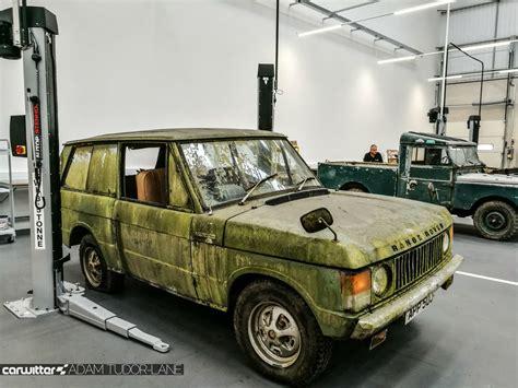 Jaguar Land Rover Classic Works  Simply Incredible