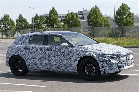 Mercedes Gla Class 2019 by Next Mercedes Gla Gets In Shape For 2019 Car Magazine