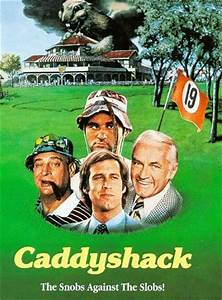 "Things That Bring Back Memories - ""Caddyshack"" Movie"