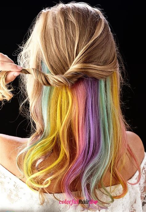 25 Best Ideas About Hidden Hair Color On Pinterest