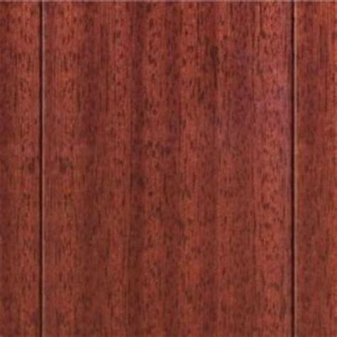 Santos Mahogany Solid Hardwood Flooring by Home Legend High Gloss Santos Mahogany Solid Hardwood