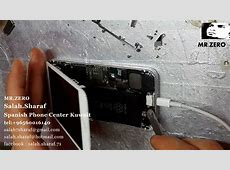 How to repair Iphone 5 not Charging and Battery Drain and