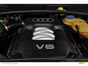1999 Audi A6 2 8 Quattro Sedan 2 8 Liter Dohc 30
