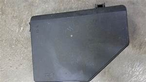 2010 Chevy Traverse Fuse Box Cover Under Hood   Does Not