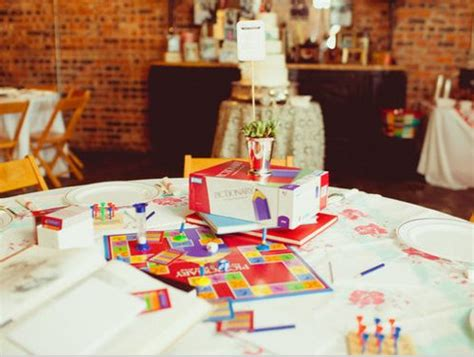 wedding reception activities rooted in
