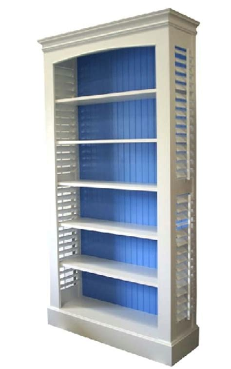 oyster kitchen cabinets plantation shutter bookcase 80 5h x 40w x 14 25d crown 1359