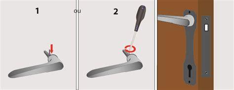 pose de poignee de porte poser une poign 233 e de porte porte