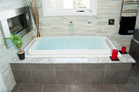 Jetted Tub by Air Jetted Tub Design Build Planners
