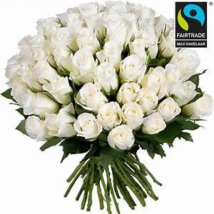 Bouquet Fleurs Blanches : pure white bouquet of white roses aquarelle ~ Premium-room.com Idées de Décoration