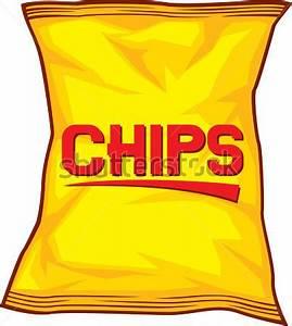 Potato Chips Bag clip arts - ClipartLogo.com