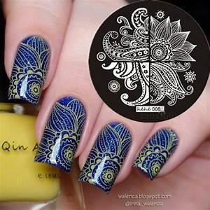 26 Mystical Mandala Nail Art Designs