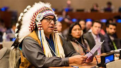 Indigenous United Issues Nations Un Permanent Session