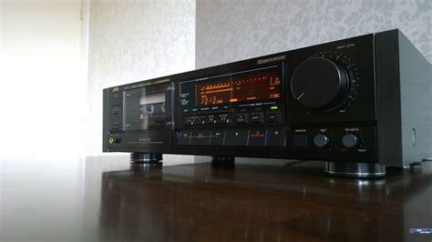 JVC TD-V711 - Stereo Cassette Deck | AudioBaza