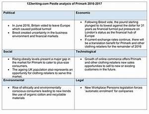 primark pestle analysis