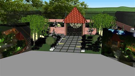 sketchup components  warehouse garden sketchup  warehouse garden