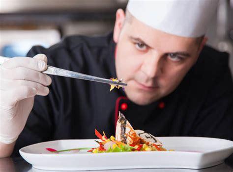 fiche de poste chef de partie cuisine chef de partie salaire études rôle compétences