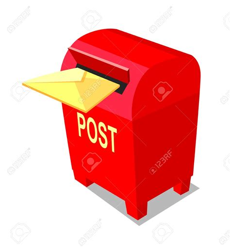 Post Box Clipart (69