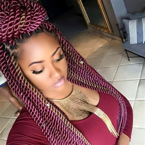 rope twists atbraidsbyguvia black hair information community