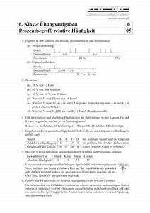 Scheitelpunkt Berechnen Aufgaben Mit Lösungen : relative h ufigkeiten und prozentrechnen bungen und aufgaben mit l sungen schulminator ~ Themetempest.com Abrechnung