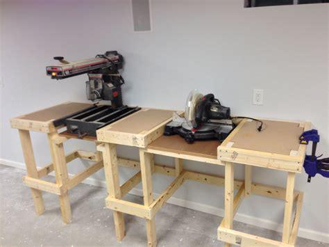 radial arm  miter  bench miter  bench