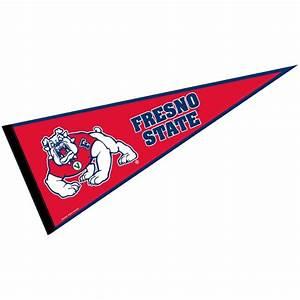 Fresno State Bulldogs Pennant and Pennants for Fresno