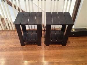 11 DIY Pallet Side Table Ideas DIY to Make