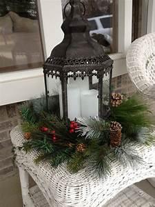 Laternen Für Aussenbereich : wie sie eine laterne weihnachtlich dekorieren k nnen 7 tolle dekoideen ~ Markanthonyermac.com Haus und Dekorationen
