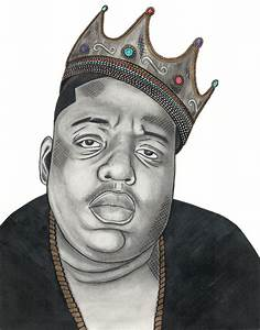 Notorious | Colored pencils