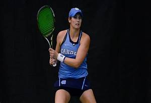 Hayley Carter Sets ACC Women's Tennis Record for Singles ...