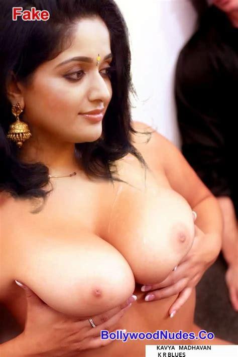 nude kavya madhavan boob show