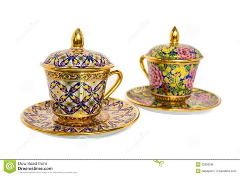 antique coffee cup royalty  stock image image