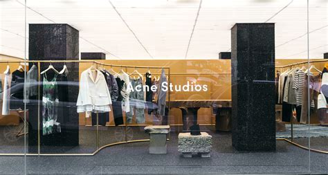 The Minimalist Bliss of Acne Studios - The New York Times
