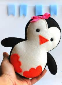 Penguin Sewing Pattern