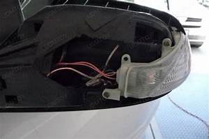 Side Mirror Led Arrow Turn Signal Light Installation Guide