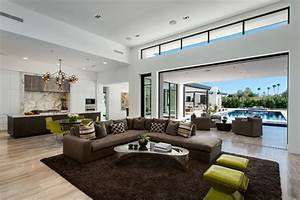 Bali-Inspired Modern - Contemporary - Living Room