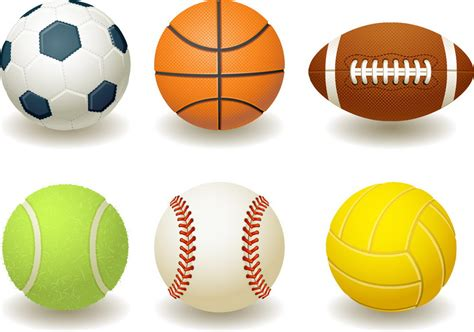 Clipart Sports Balls - Cliparts.co