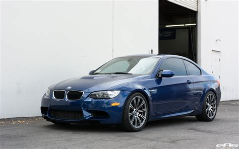 bmw m3 modified lemans blue bmw e92 m3 gets modified at european auto source