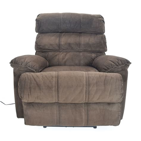 used recliners for macys recliner chairs declan leather pushback recliner